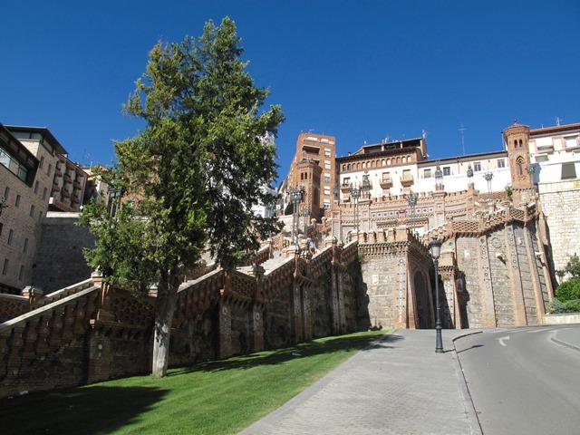 Spagna - Teruel - La Escalinata