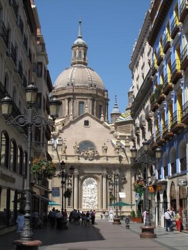 Spagna - Zaragoza - Basílica de Nuestra Señora del Pilar