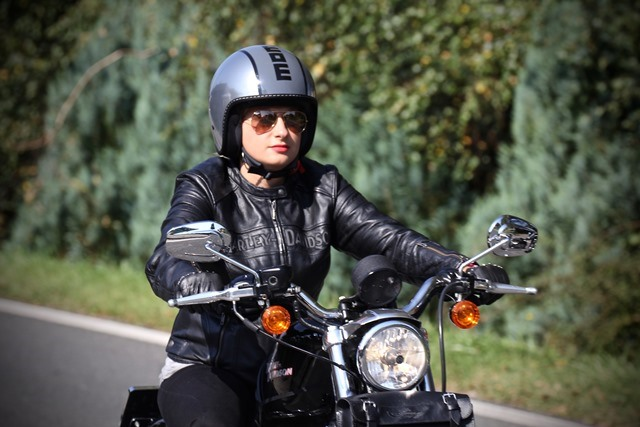 European Bike Week ragazze