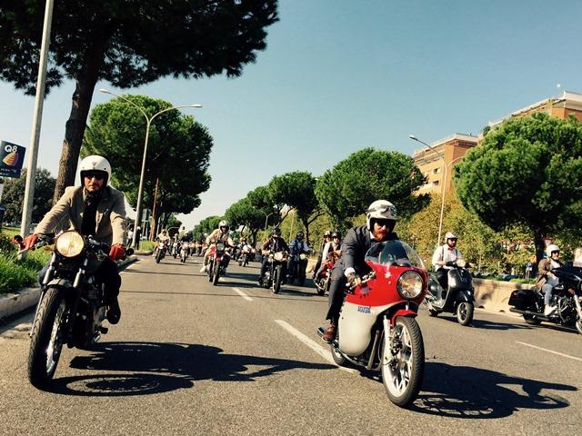 The 2016 Distinguished Gentleman's Ride