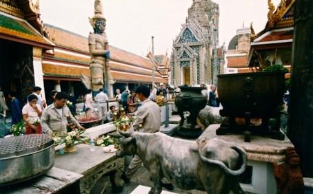 Thailand - Bangkok - Wat Phra Kaew - Tempio del Buddha