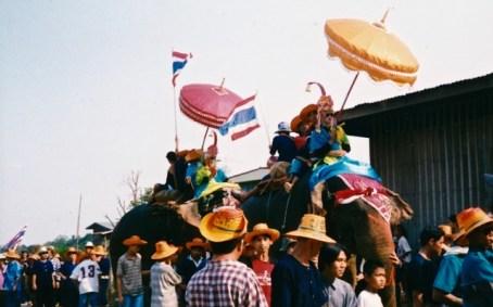 Thailand - Festa popolare
