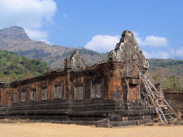 Laos - Champasak - Vat Phou