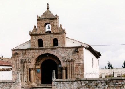 Ecuador - Colta - Virgen de Balbanera