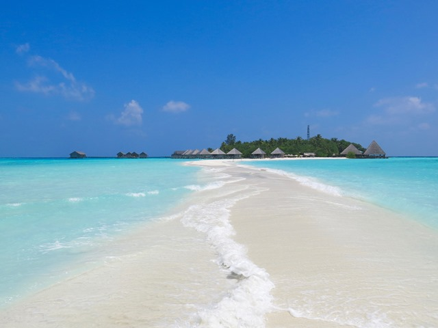 Maldive - Gangehi Island