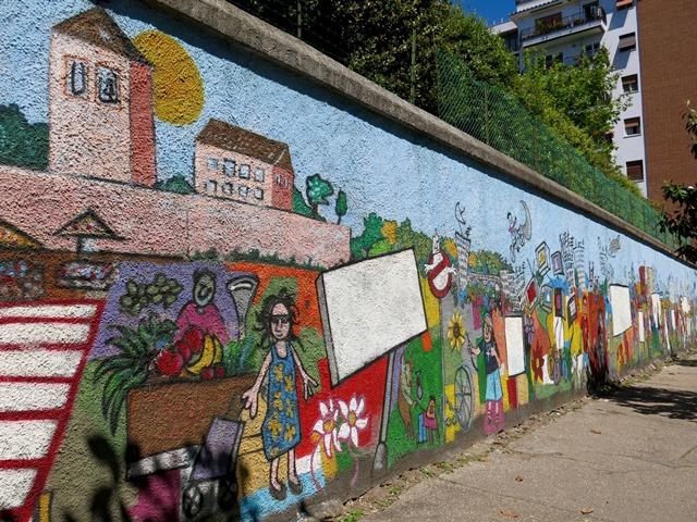 Street Art Roma Pigneto