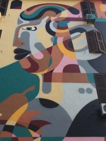 Arte Urbana (Street Art) - Tor Marancia: Reka - Natura morta
