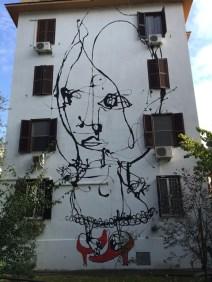 Arte Urbana (Street Art) - Tor Marancia: Danilo Bucchi - Assolo