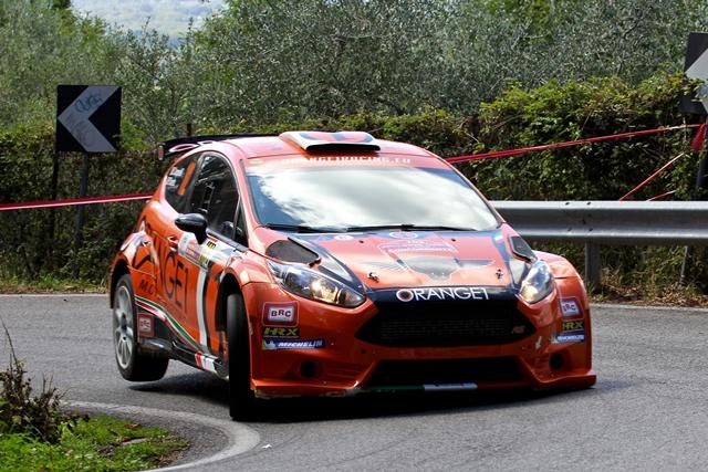 Rally di Roma Capitale - Ford Fiesta R5