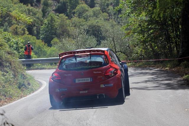 Rally di Roma Capitale - Peugeot 208T16