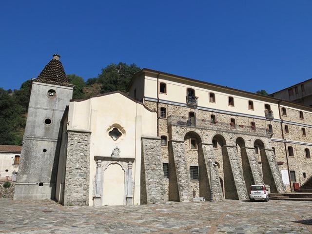 Santuario di Polsi
