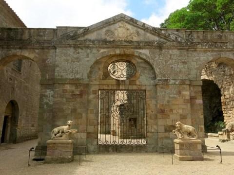 Narbonne abbazzia Francia
