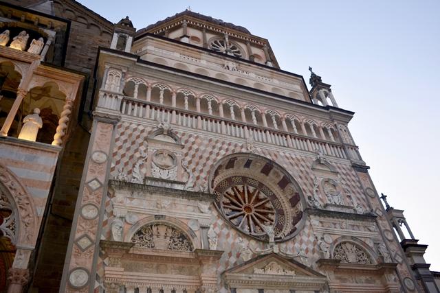 Bergamo Città Alta Cappella Colleoni