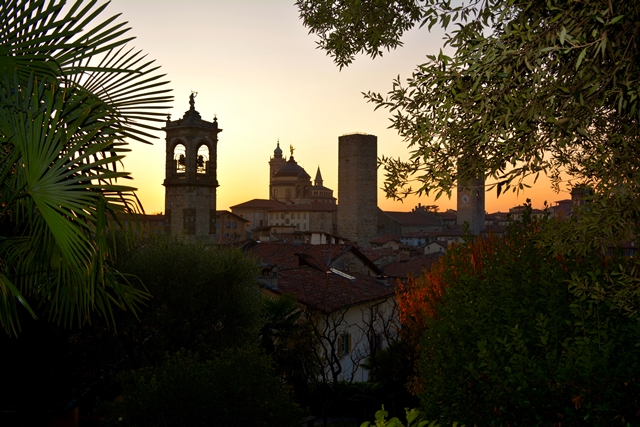 Panorama da La Rocca