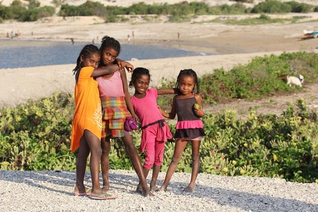 Madagascar - Anakao - Bambini