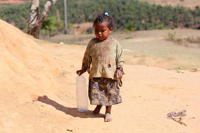 Madagascar bambini