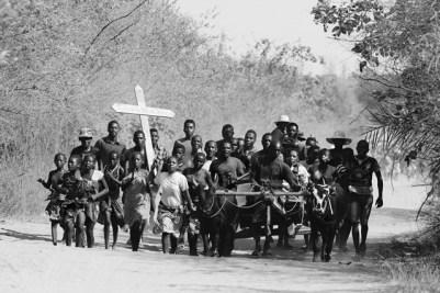 Madagascar - Morondava - Funerale