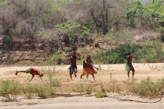 Madagascar parchi