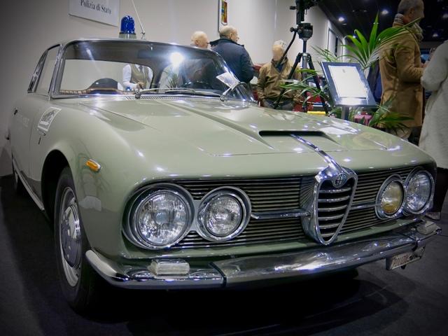 Arezzo Classic Motors - Alfa Romeo 2600 Sprint - 1964