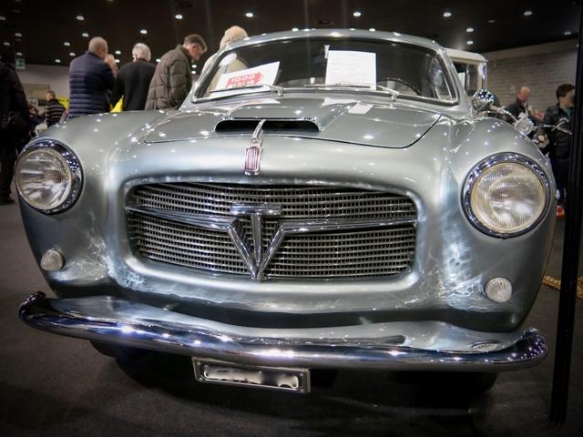 Arezzo Classic Motors - Fiat 1100 TV - 1954