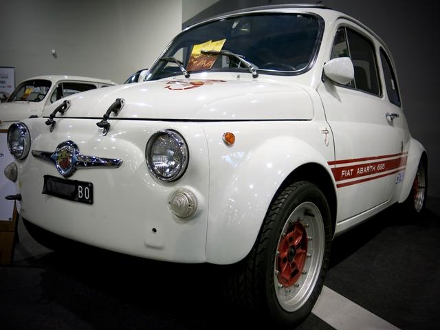 Arezzo Classic Motors - Fiat Abarth 695SS - 1970
