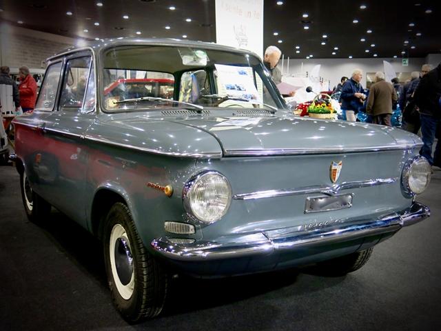 Arezzo Classic Motors - Prinz 4 - 1964
