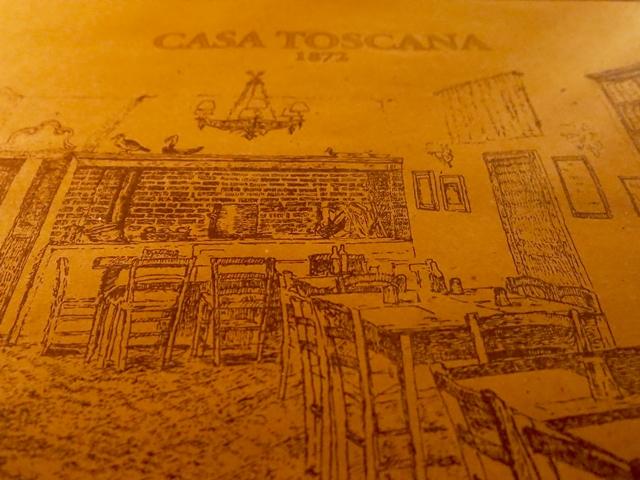 Cucina tipica Trattoria Casa Toscana Firenze