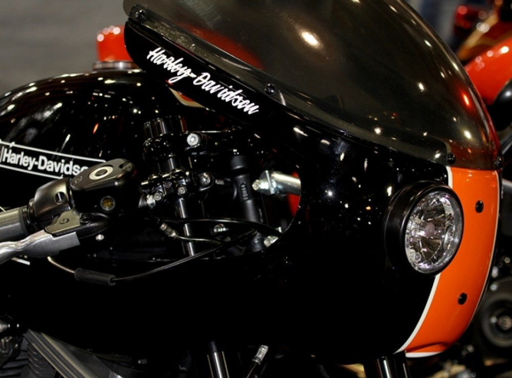 """Motor Bike Expo - Harley-Davidson Motorfan """"Paso 2.0 Replica"""""""