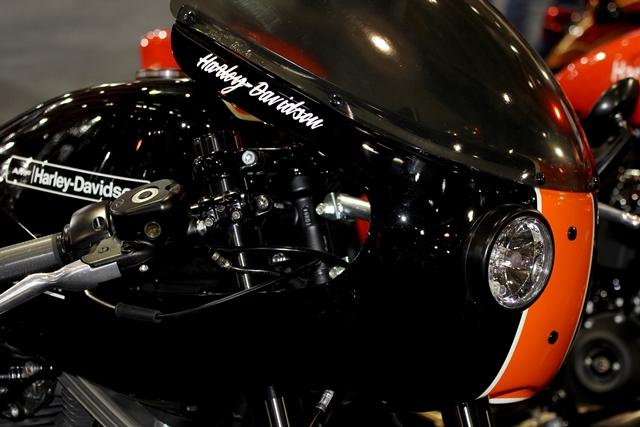"Harley-Davidson Motorfan ""Paso 2.0 Replica"""