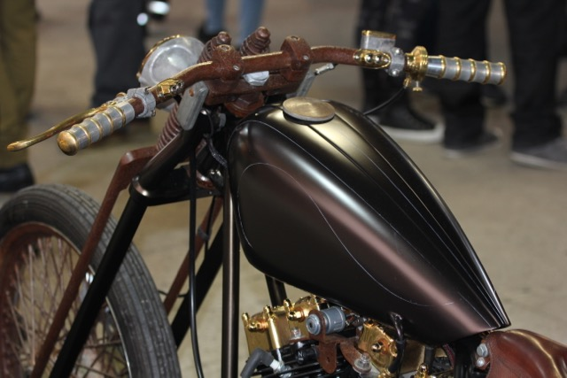 Eternal City Motorcycle Custom Show 2018 Roma moto custom Harley Hells Angels