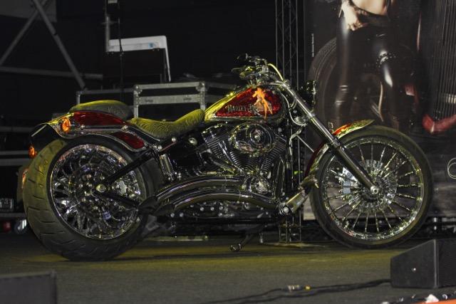 Eternal City Motorcycle Custom Show 2018 Roma moto custom Harley Hells Angels