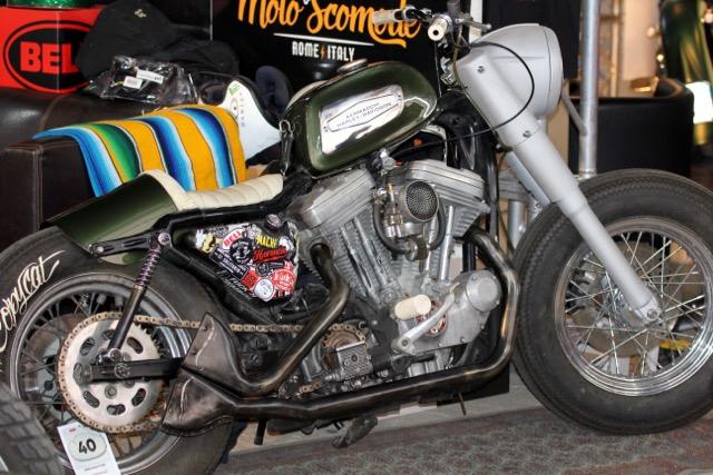 Eternal City Motorcycle Custom Show 2018 Roma moto Scomode custom Hells Angels