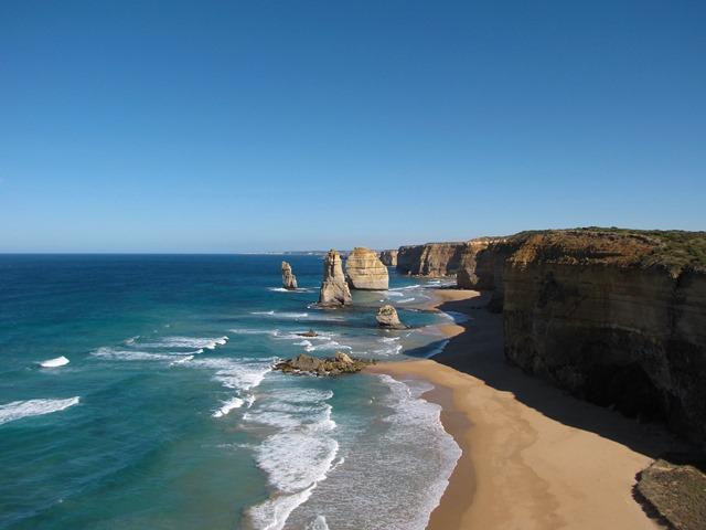 Australia - The Great Ocean Road - Twelve Apostles