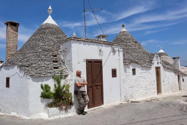 Puglia trulli