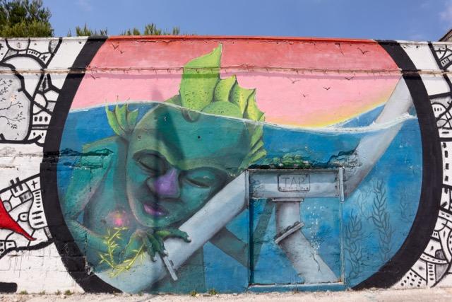 Puglia street art