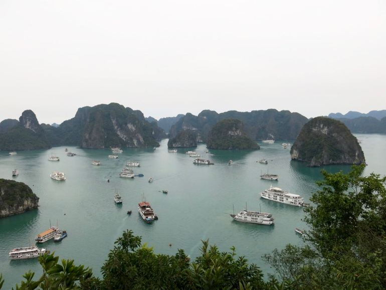 Baia di Ha Long Vietnam