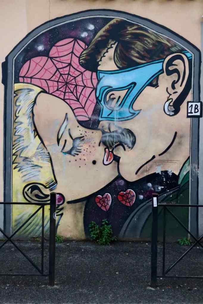 arte urbana roma