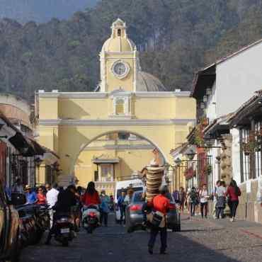 Antigua Guatemala – Viaggio nell'antica Capitale del Guatemala