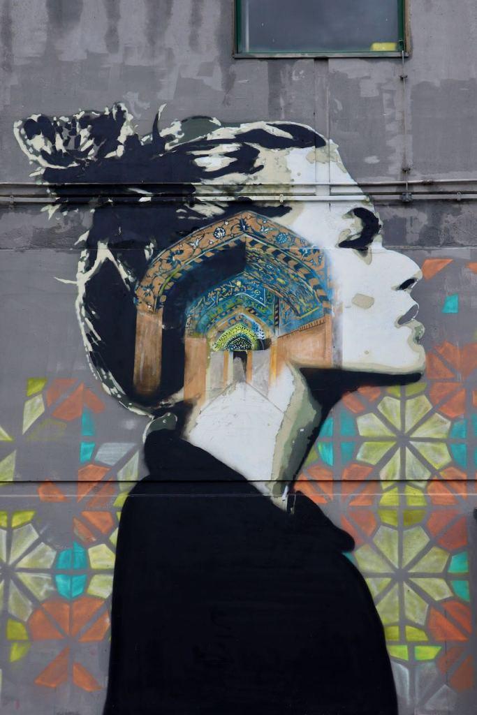 Nafir Napoli street art Napoli tour murales