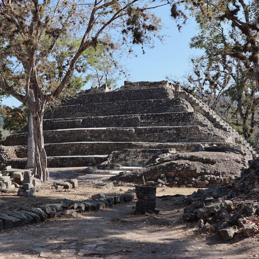 I Maya di Copán