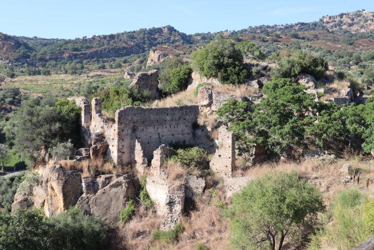 Castello Calabria Rocca Armenia