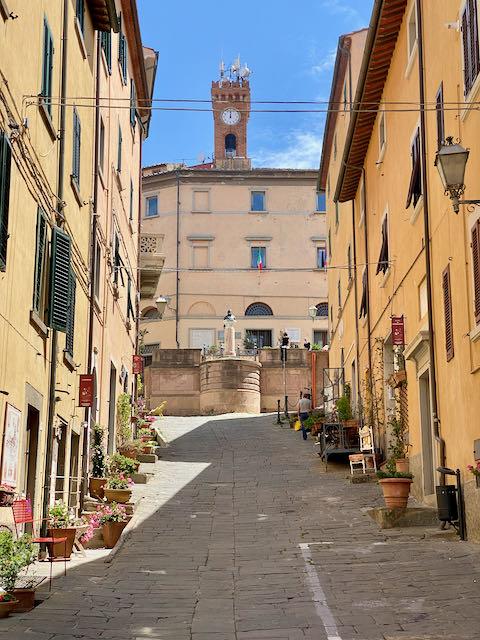 Castagneto Carducci Tuscany
