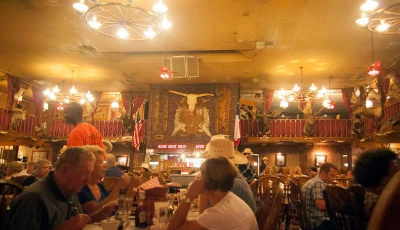 Dove mangiare a Amarillo (Texas): Big Texan Ranch