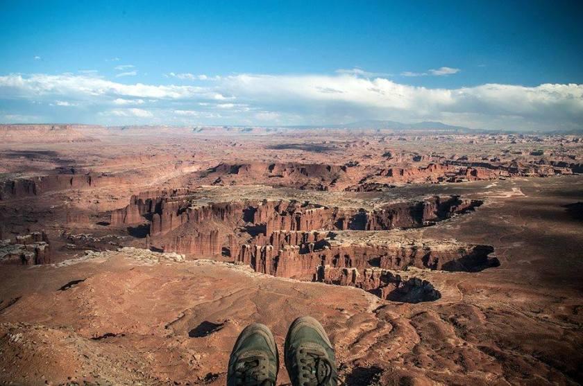 viaggiatori per caso canyonlands web ecologico