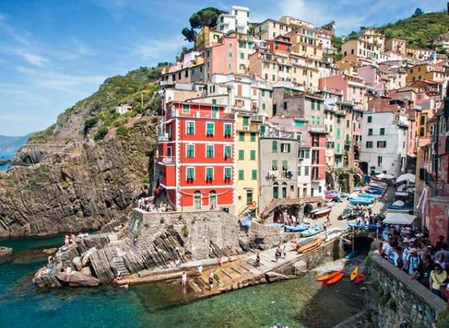 Destinazione Cinque Terre, in 5 passi low cost