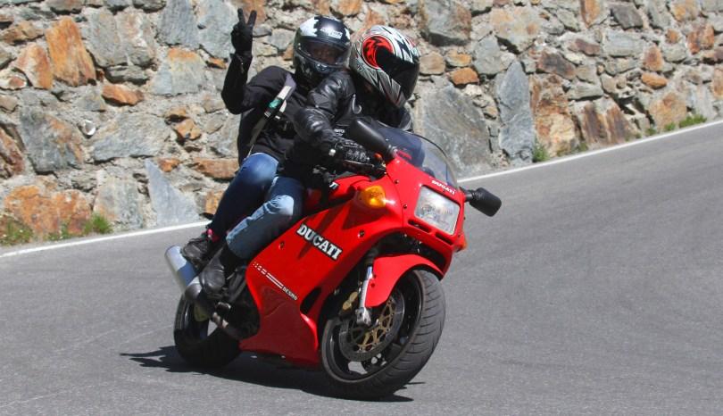 Le Alpi in moto… ad un passo dal cielo!