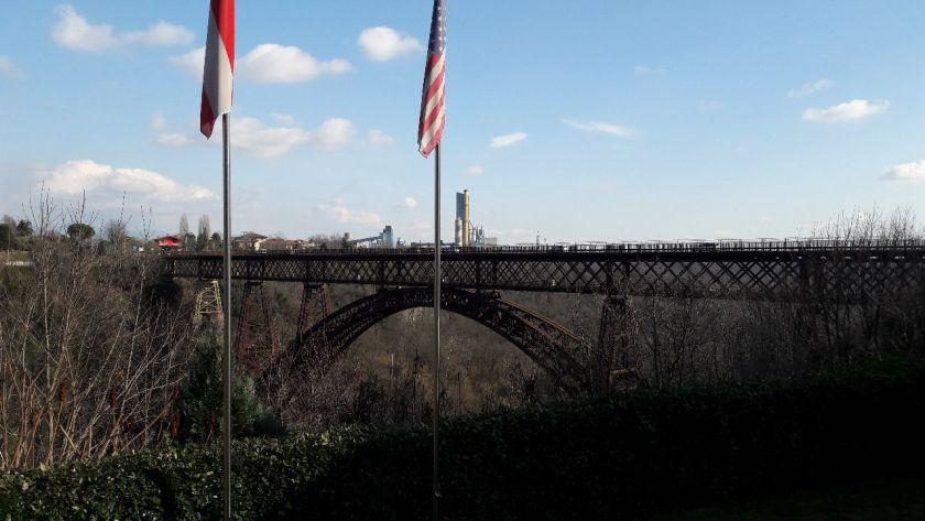 ponte di paderno ciclabile adda
