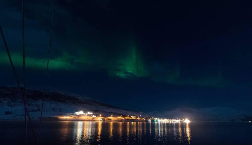 Tra i fiordi norvegesi a caccia di Aurore Boreali