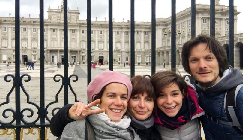 Compleanno a Madrid… toccata e fuga!