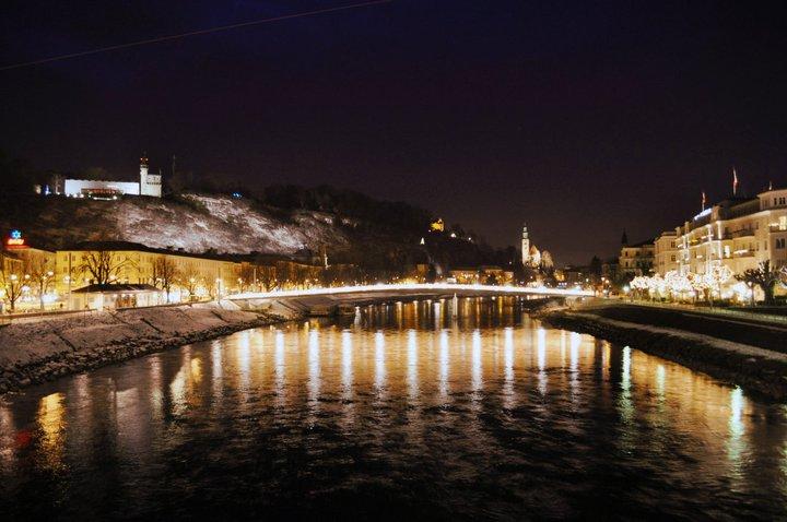 Il ponte sul Salzacht